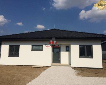 4Izbová novostavba v obci Merašice - výstavba