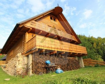 Chata Terchová /705 m2/