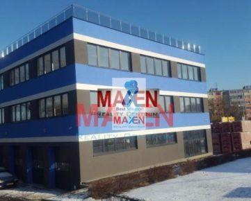 Prenájom: *MAXEN*, Polyfunkčný - administratívny  objekt, 3 podlažia, 864 m2, Popradská ul., Košice II - Západ