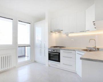 3 izbový byt po novej rekonštrukcii na začiatku Petržalky