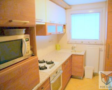 FOX * krásny slnečný 3 izbový byt, kompletná rekonštrukcia * Čajkovského