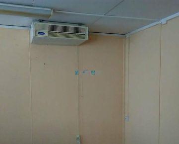 MAXFIN REAL -  Unimobunky prerobené na kanceláriu s parkovaním