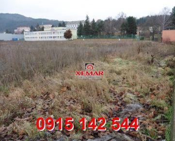 Na predaj lukratívny stavebný pozemok v Detve