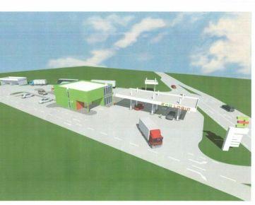 Predaj projektu a pozemku na čerpaciu stanicu