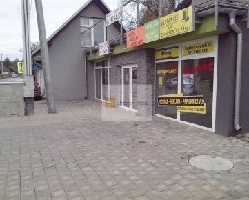 Obchodné priestory v Lipanoch na prenájom