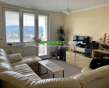 GARANT REAL - predaj 3-izbový byt, 67 m2, s loggiou 4 m2, Prešov, Sídlisko II, Levočská ul.