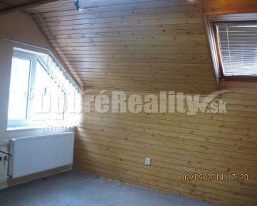 Ponúkame na prenájom kancelárske priestory 15 m2 v centre, Prievidza