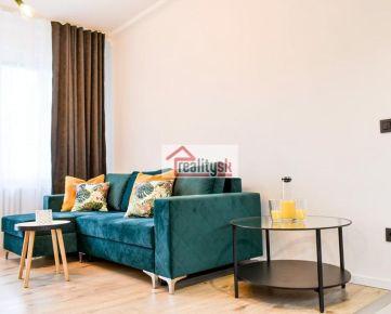 Predám 3 a pol izbový byt po kompletnej rekonštrukcii v Ružinove