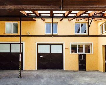 Predaj garáže a skladu (107 m²) pri centre Trenčína