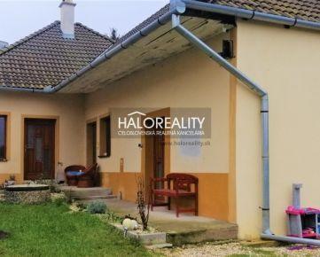 HALO REALITY - Predaj, rodinný dom Bruty - ZNÍŽENÁ CENA