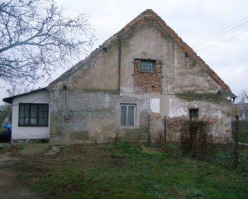Pripravovaná opakovaná dražba - rodinný dom.