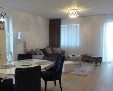 Na prenájom: krásny, komplet zariadený 2 izbový byt Stupava, Dlhá ul. s balkónom!!