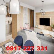 2-izb. byt 48m2, novostavba