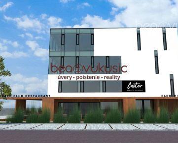 PRENÁJOM - CASTOR residence - 31 m2 - obchodný priestor