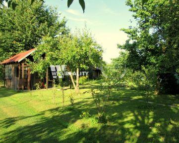 Záhradná chatka v Žiline (Horevažie)