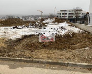 Stavebný pozemok Zóna A - Pod Vŕškami v Záhorskej Bystrici