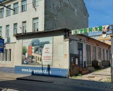 Lukratívny pozemok na Karpatskej ulici, Bratislava I
