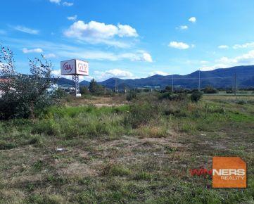 Exkluzívne ponúkame na predaj lukratívny pozemok v Humennom
