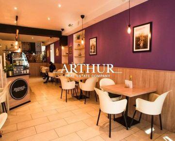 ARTHUR - Gastro-priestory  v centre na prenájom