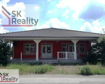 bungalov v Šipošovských Kračanoch - bývalá prevádzka využiteľná aj na bývanie