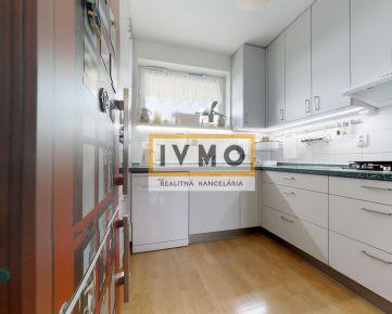 Dizajnový 2 izb byt 64m2 (vrátane balkóna 8,58m a pivnice 3,50m), Gercenova ul., začiatok Petržalky, PARKING v garáži domu, na skok do centra mesta, aj ako investícia, NADŠTANDARD, 3D virtuálna obhliadka