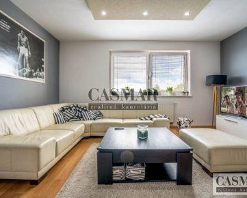 Exkluzívne- Moderný 3-izb. byt v novostavbe Albert s garáž. státim!