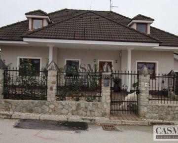 Na predaj 6izb. rod. dom s garážou vo vyhľadávanej časti Modranky