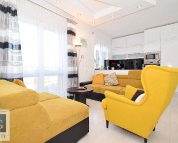 REZERVOVANÝ! - na predaj 3 izbový byt 90m2, komplet rekonštrukcia, 120m2 záhradka, Vajnorská ul.