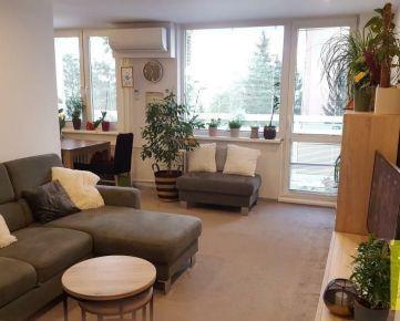 3-izbový byt, 70 m2, lodžia (1.p/8), Košice Furča Zupkova