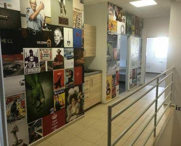 Samostatné kancelárske podlažie 157 m² - Elektrárenská ulica Bratislava