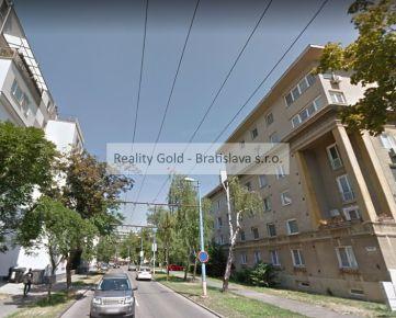 RK REALITY GOLD - Bratislava s.r.o. ponúka na predaj 3 izbový byt Miletičova ul., TEHLA