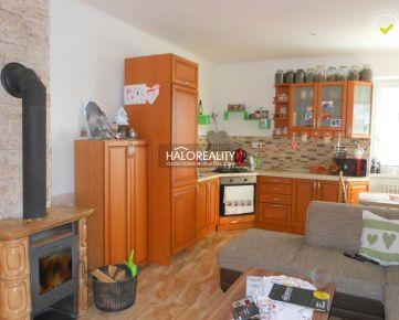 HALO REALITY - Predaj, rodinný dom Želovce, kompletne zrekonštruovaný