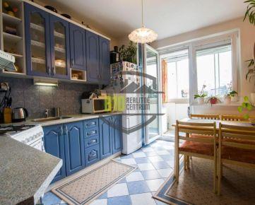RODINNÝ 3-izbový byt s možnosťou dispozičnej zmeny