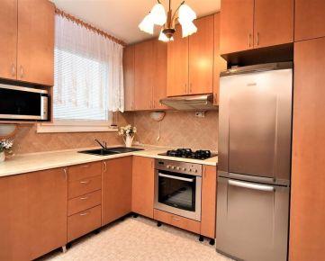 3 izbový byt s lodžiou po celkovej rekonštrukcii v Rači