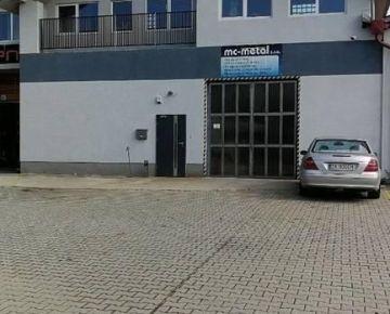 Predaj: REZERVOVANÉ -  výrobno-skladová hala v Žiline