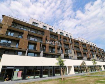 LEXXUS-PREDAJ 2i byt SLNEČNICE- zóna VILADOMY, BA V. , 53, 19 m2
