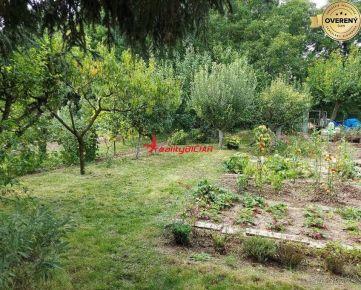 Záhrada s chatou, Kamenný Mlyn