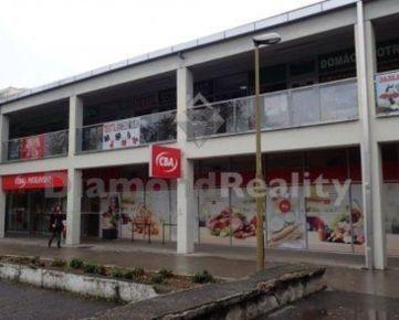 Na prenájom obchodný priestor,obchodné centrum L I.,Košice-Západ