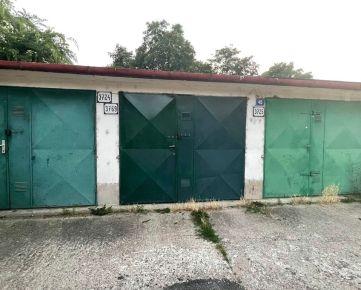 Na predaj garáž s montážnou jamou, Nábrežná, SIhoť 1, Trenčín