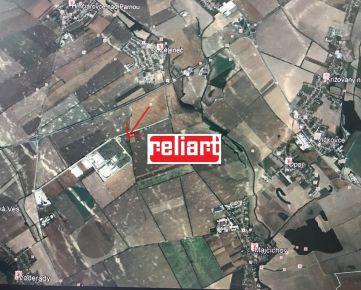 Reliart»Voderady: Na predaj veľký priemyselný pozemok