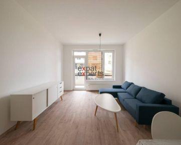 2 - izbový zariadený byt v novostavbe, projekt BORY