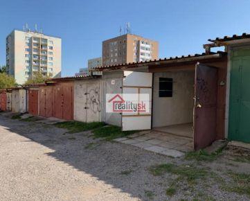 Predám murovanú garáž pri T-systems ulica Belanská