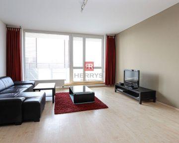 HERRYS - Na prenájom priestranný 2 izbový byt s výhľadom na jazero Kuchajda