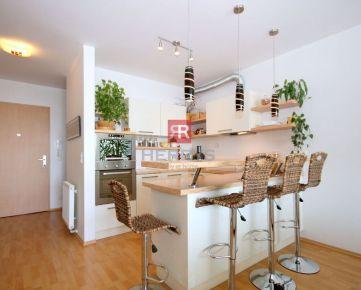 HERRYS - Na prenájom moderný 3 izbový byt v novostavbe III Veže s internetom a TV v cene