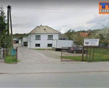 Výrobný objekt, K surdoku, pozemok 1361 m2. CENA: 477 000,00 EUR