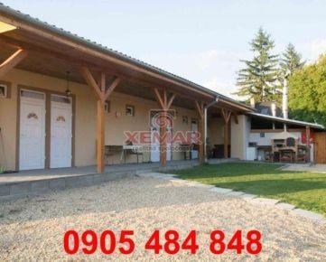 Na predaj rekreačný objekt v obci Kalonda, vhodný aj na trvalé bývanie.
