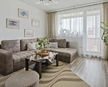 Predaj - Pekný 3 izbový byt v Petržalke na Pečianskej ul.
