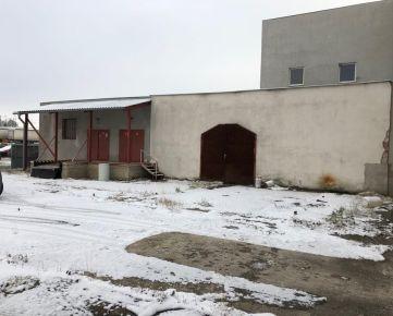 Na prenájom haly s rampou a so spevnenými plochami – Prešov, ŠIRPO
