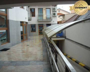 FOITT RK – kancelária č. 31, 27, 80 m2, NOVOSTAVBA, centrum mesta