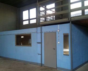 Na prenájom skladové/výrobné/opravárenská priestory, priemyselný areál